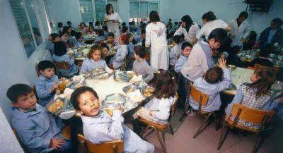 Sin frutas y verduras en comedores escolares municipales