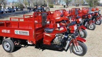 Plantean adaptar y armar carros con motos secuestradas