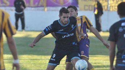 Alvarado: Leonardo Roda será titular en Madryn