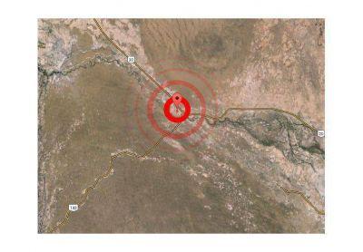 Fuerte temblor en Argentina