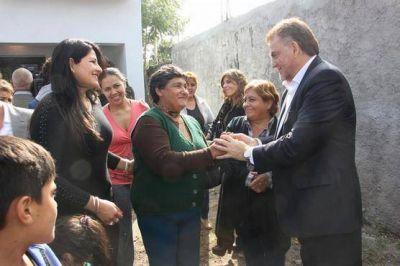 Techo digno para familias de la capital tucumana