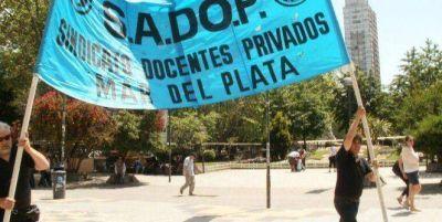 Elecciones en SADOP: rotundo triunfo de la lista Blanca