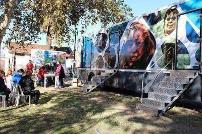El operativo Argentina Sonríe está en marcha en 200 vecinos de Gualeguaychú