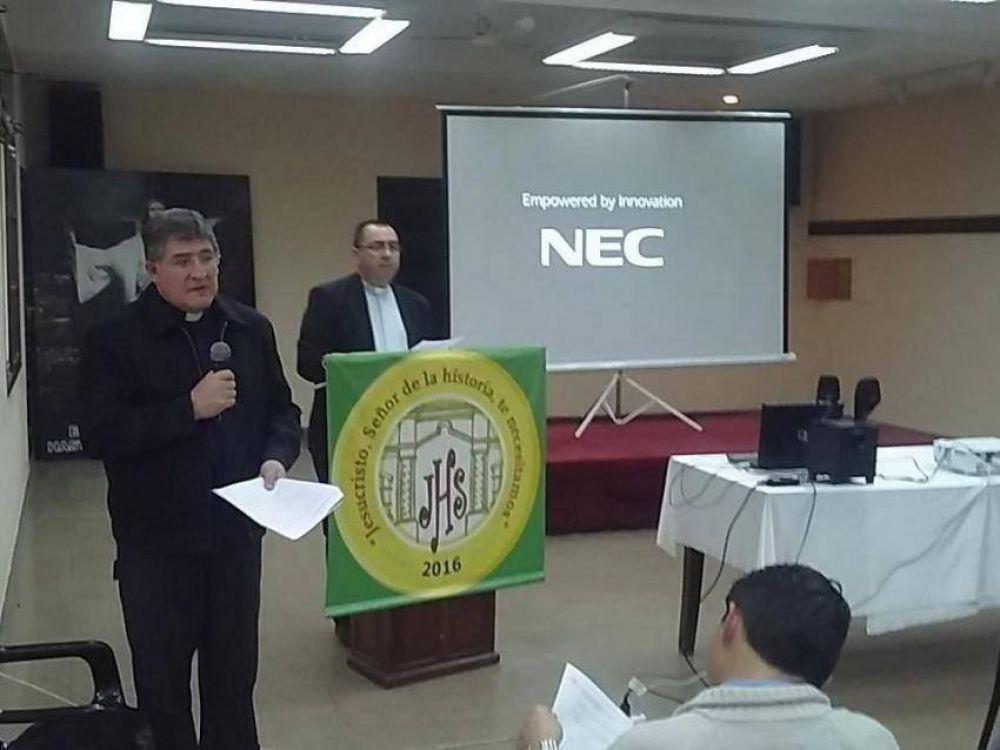 Comienza la convocatoria al Congreso Eucarístico