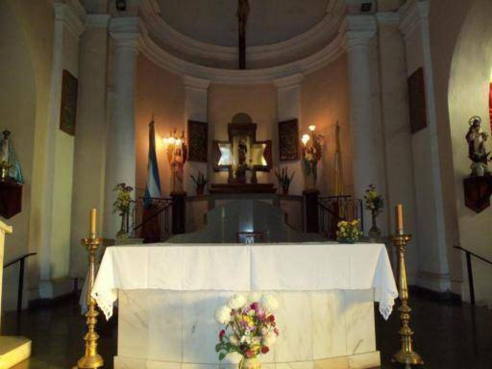 Octavario de la Salud en la parroquia de San Roque
