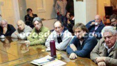 Formaron comisión para seguir exigiendo la autovía en la 88
