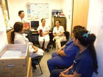 Hospital Escuela: El personal de Enfermería se actualizó en procesos de procuración de órganos y tejidos