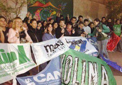 """Kirchneristas locales se mostraron """"unidos y organizados de cara a las PASO"""""""