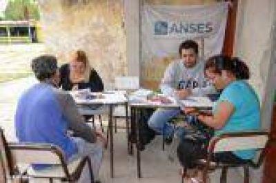 ANSES y el Ministerio de Justicia desarrolla jornada de atenci�n en City Bell