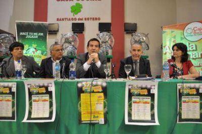 Lanzamiento oficial del Prode en la provincia