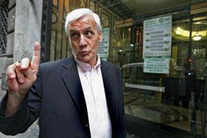 Antonio Caló irá al paro si no hay acuerdo: