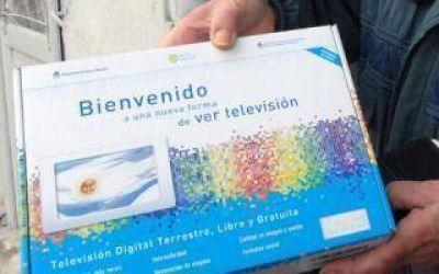 Desde julio, Punta Indio contará con la Televisión Digital Abierta