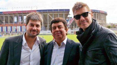 Fernando Espinoza tendrá un cargo en San Lorenzo