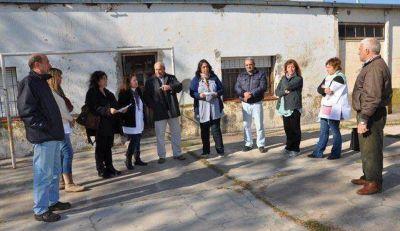 Subsidio municipal para obras en la Escuela N° 27