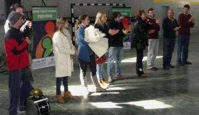 Echeverria compartió el cierre de las jornadas del SEDRONAR
