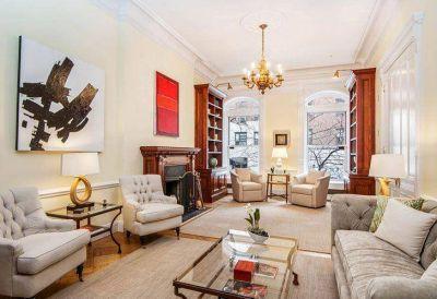 La embajadora ante la ONU habría alquilado una mansión por U$S 70 mil