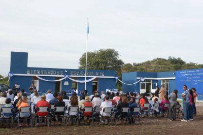 La Gobernadora Corpaccí participó de los festejos por los 140 años de Recreo