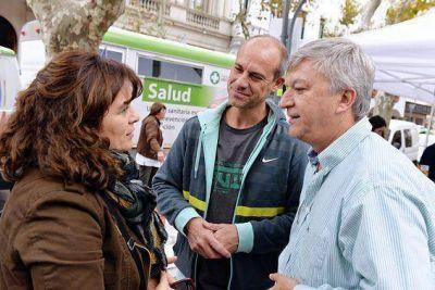 """San Fernando celebró el """"Día Internacional de la Celiaquía"""""""