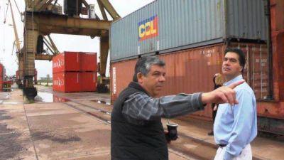 Barranqueras: Capitanich adelant� que las obras de refuncionalizaci�n para la conexi�n ferroviaria demandar�n US$ 15M