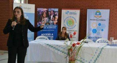 Trabajan en facilitar el acceso de discapacitados a procesos electorales y ámbitos judiciales