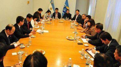 El Gobierno del Chubut recibió a delegación china interesada en realizar inversiones pesqueras