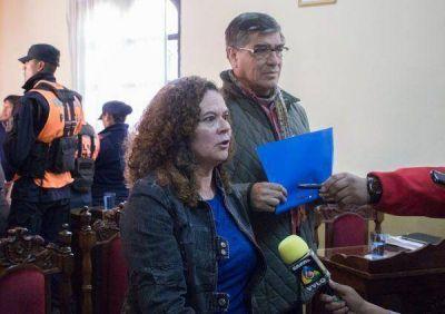 La Quiaca – la UCR repudió pintadas y denunció una ola de violencia política