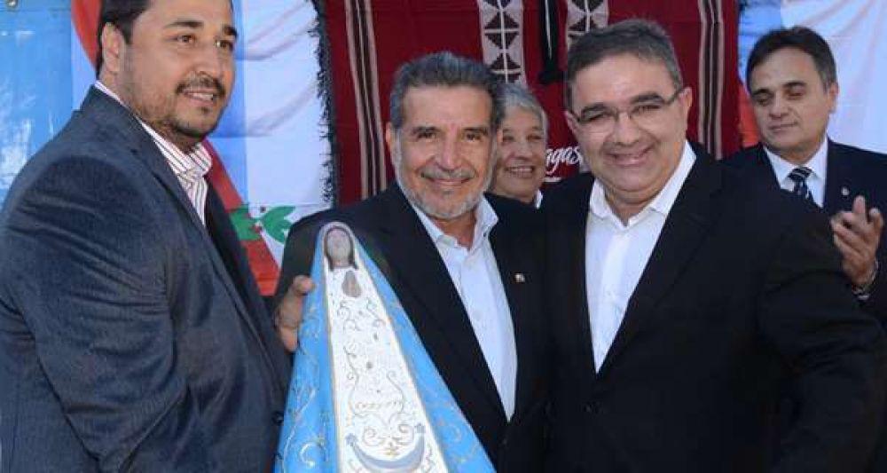El departamento Sanagasta celebró su 424° aniversario