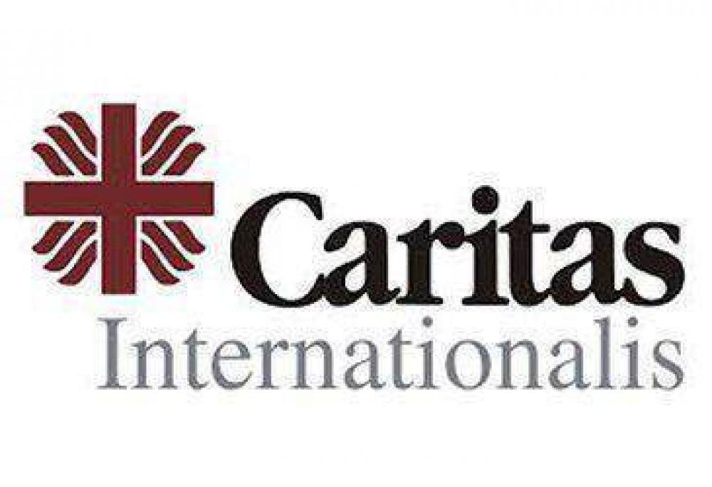 """El Papa inaugurará la Asamblea General de Caritas Internationalis """"Una sola familia humana, cuidando de la creación"""""""