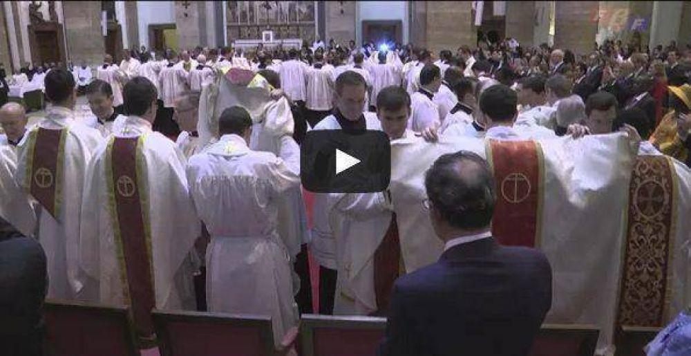 32 nuevos sacerdotes del Opus Dei