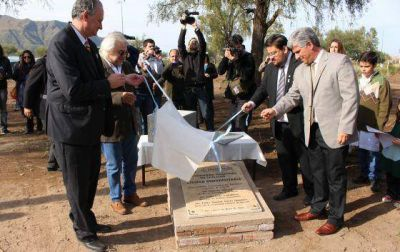 La UNSL inauguró el predio donde emplazará la futura Ciudad Universitaria