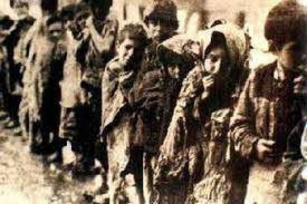 """Mons. Aguer: """"Del genocidio armenio al genocidio del siglo XXI"""""""