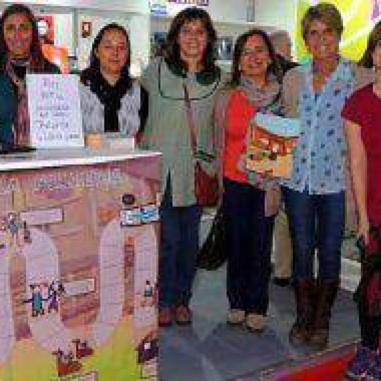 Presentaron Un Libro Sobre Lober A En La Feria Del Libro