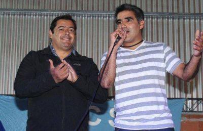 """""""Con el intendente acompañamos los sueños, el trabajo y el crecimiento del club"""""""