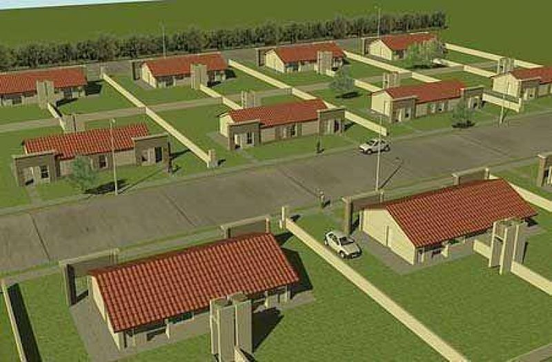 Las 1.000 casas dependen del presupuesto: ser� dif�cil hacerlas con los valores licitados.
