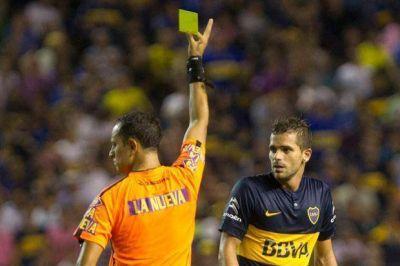 El referí del superclásico: quién es Darío Herrera y cómo les fue a Boca y a River con su arbitraje
