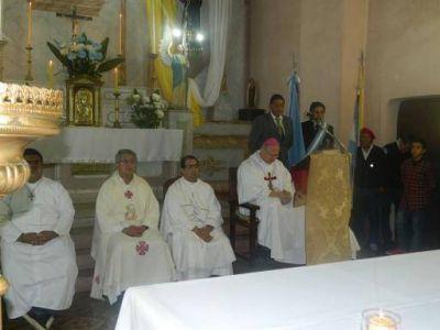 El Obispo resaltó las virtudes del Venerable Esquiú y pidió al pueblo orar por su pronta santificación