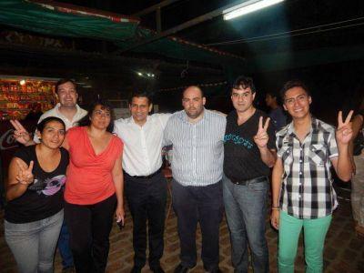 """""""Vamos a trabajar para que la Isla del Cerrito tenga un alto potencial económico y turístico"""""""