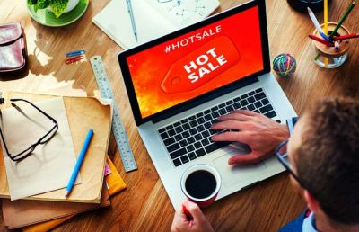 Otra edición del Hot Sale por internet y con descuentos de hasta 80%