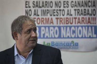 Transportistas y bancarios, decididos a encabezar el reclamo contra el Gobierno