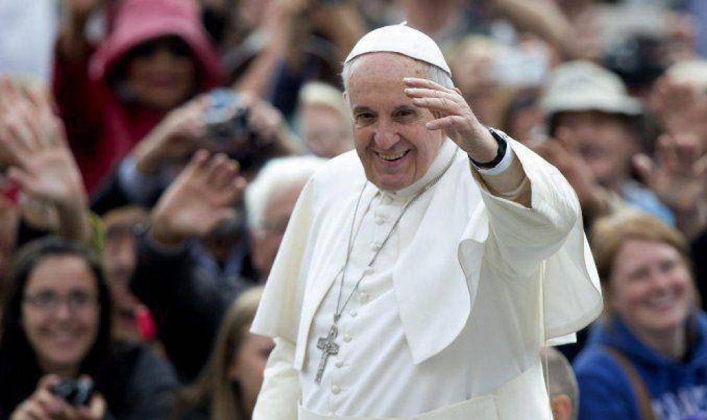 Oficial: el papa Francisco visitará Cuba del 19 al 22 de septiembre