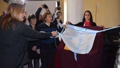 """Molina: """"Se trata del primer edificio propio para el Nivel Superior en la provincia"""""""