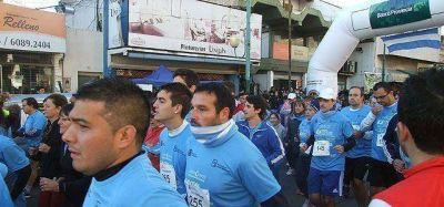Abrió la inscripción para el maratón solidario del Rotary Club de Banfield