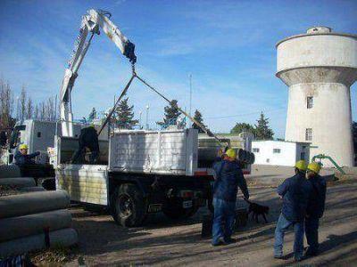 Aguas Rionegrinas mejorará el suministro de agua potable en Viedma