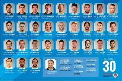 Milton Casco, la sorpresa de Gerardo Martino en la lista de 30 convocados para la Copa América