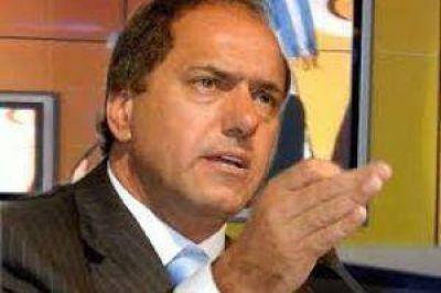 """Daniel Scioli tiene representación """"Por Dos"""" en el distrito de Trenque Lauquen"""