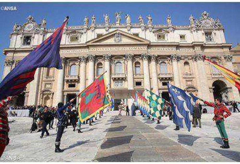 Santa Sede: Agenda informativa del 12 al 18 de mayo