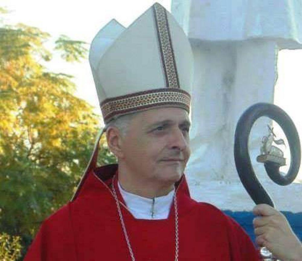 El Papa nombró a Mons. Torrado Mosconi obispo coadjutor de Nueve de Julio