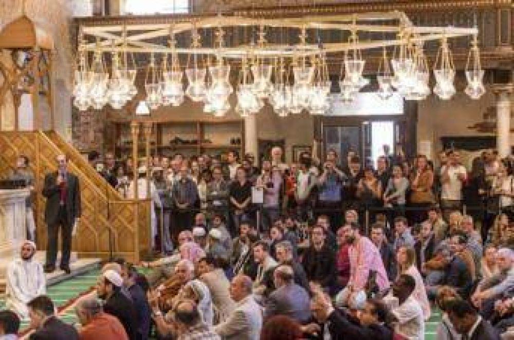Polémica por 'instalación' de una mezquita en Venecia