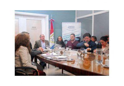"""Obras hídricas: los vecinalistas exigen la """"aprobación urgente"""""""