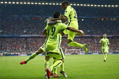 Barcelona perdió, pero logró el objetivo: está en la final de la Champions League